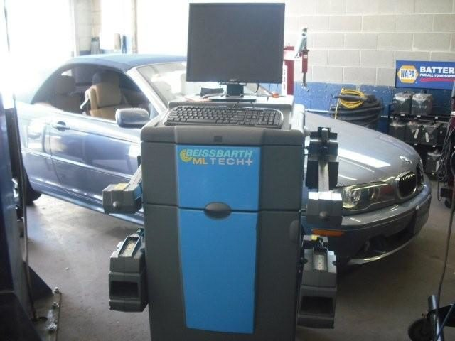 auto diagnostics machine