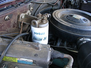 fuel filter replacement phoenix