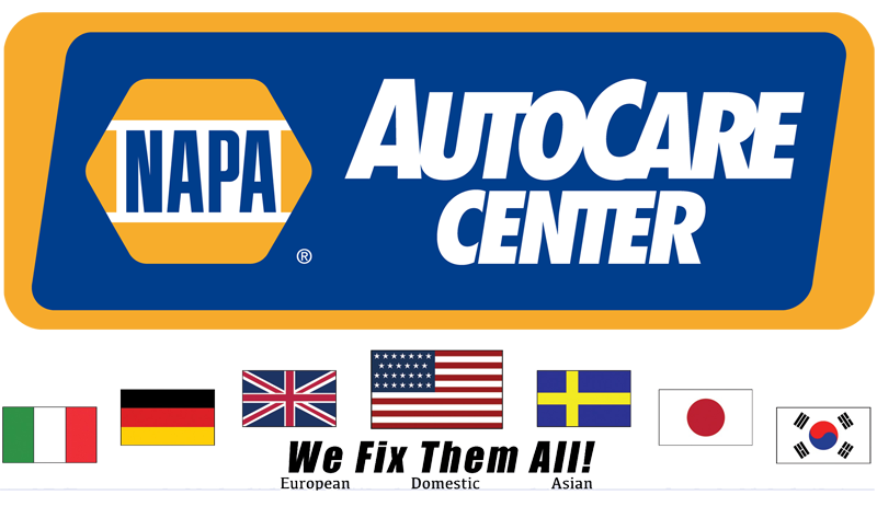 Napa Auto Care Certified Center