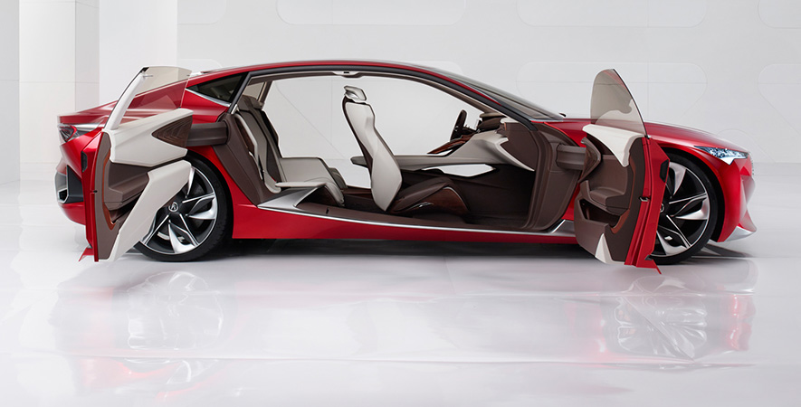 acura-future-vehicles-precision-concept-prestigious-styling-side-4-door-car