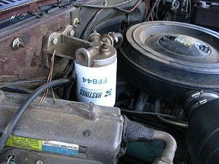 fuel filter replacement phoenix